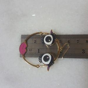 kate spade Jewelry - ♠️ Kate Spade♠️ Imagination Monster Hoops NWOT
